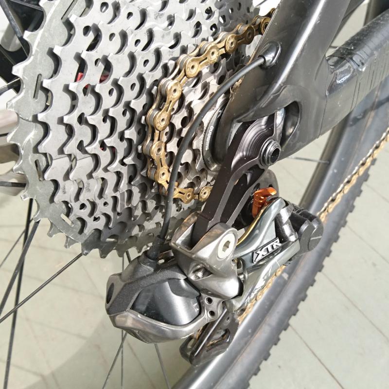 Shimano Direct Mount Derailleur Hanger for Turner Bikes